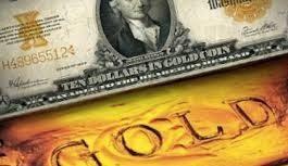 Gold Backed Dollar