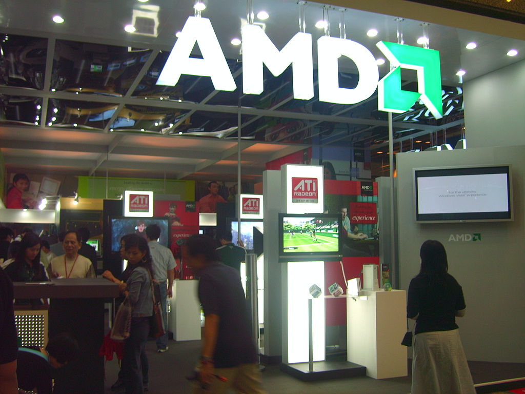 Bank of America Corporation (NYSE:BAC), Advanced Micro Devices, Inc. (NASDAQ:AMD)