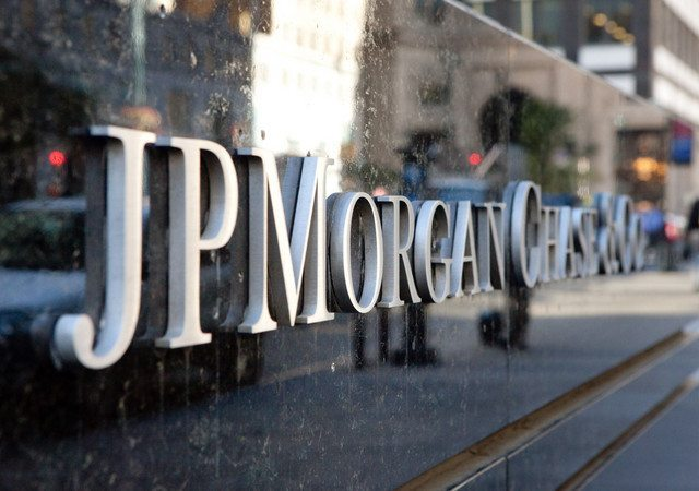 Revenue Forecast of JPMorgan Chase & Co. (JPM)