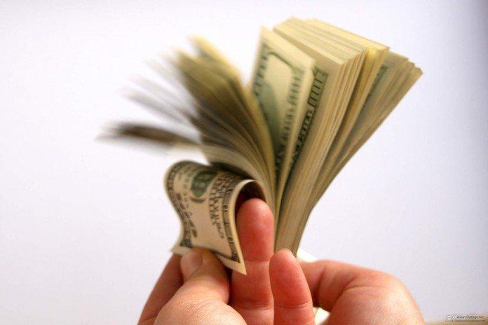 US-Dollar pro Packung