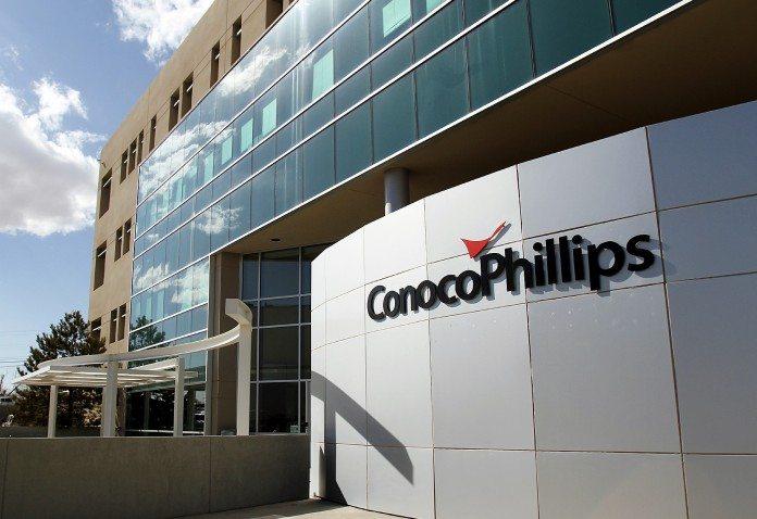 ConocoPhilips (NYSE:COP)