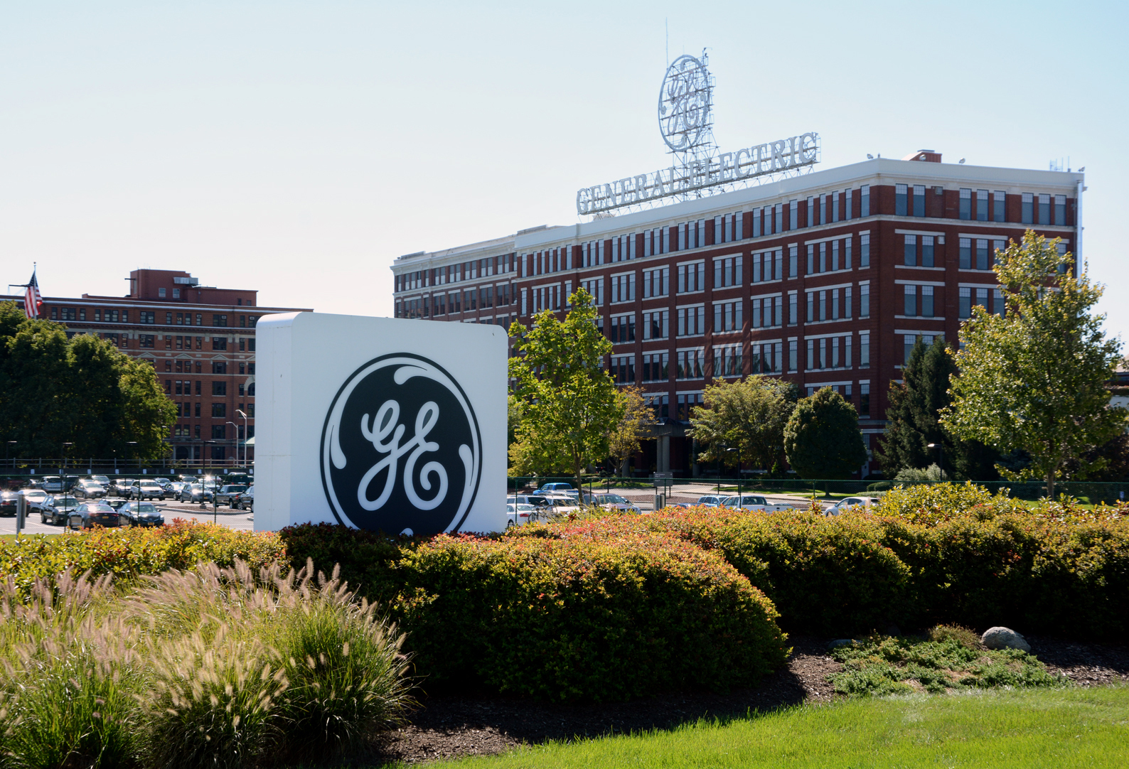 general electric company nysege - General Electric