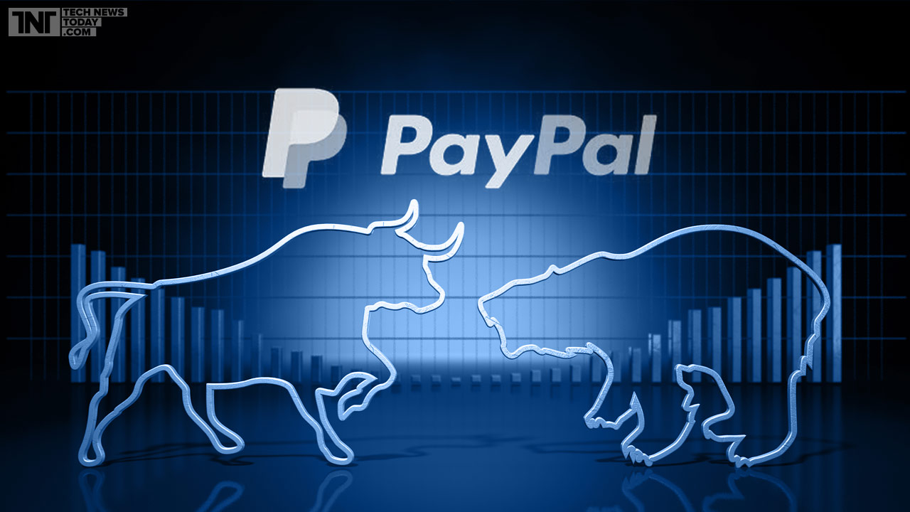 Pypl Quote Paypal Stock Quote Gorgeous Paypal Is Spiking After A Solid