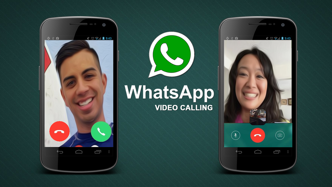 WhatsApp video calling is now available for all users