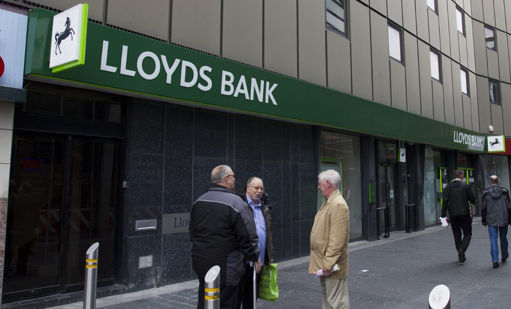 Reaffirmed Neutral Rating for Lloyds Banking Group PLC (LLOY)