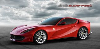 Ferrari812 Superfast - main