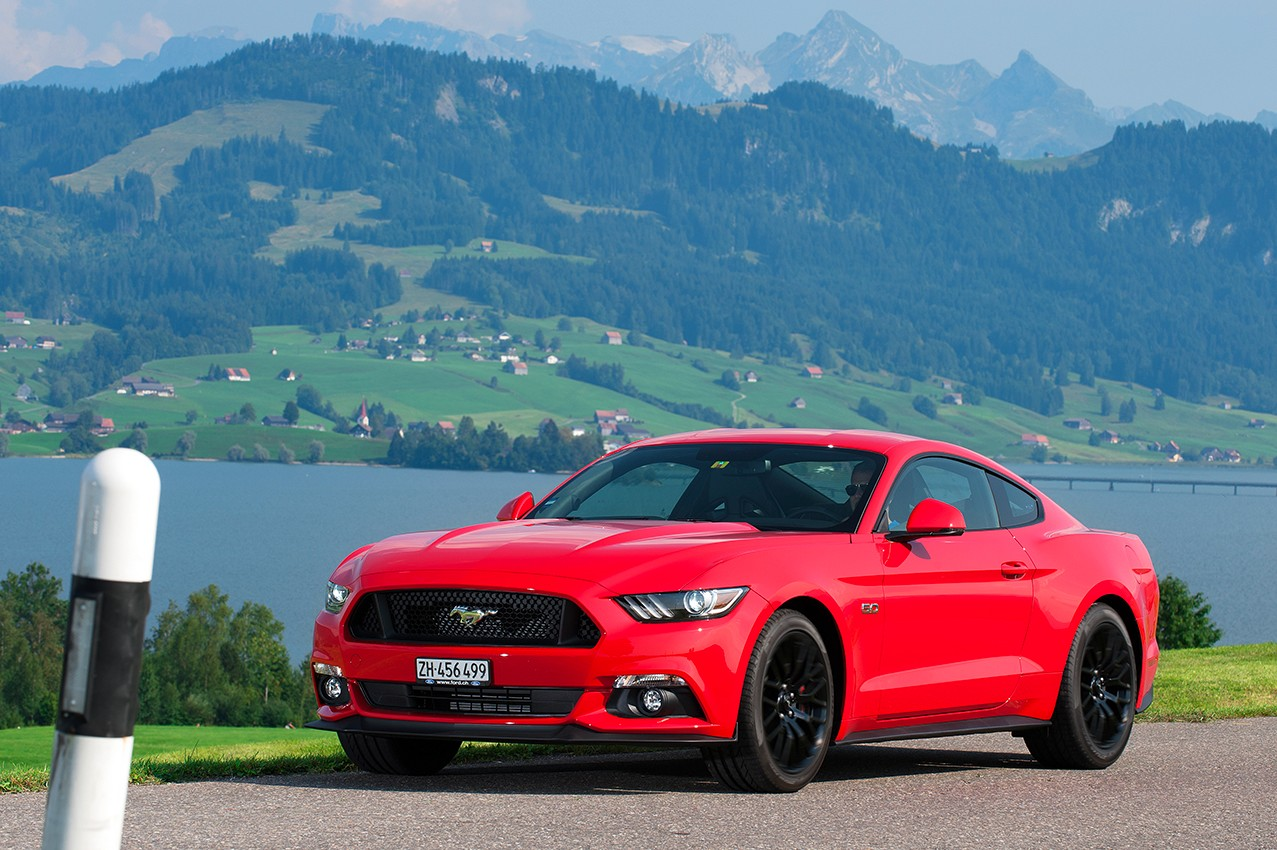 Ford Motor Company NYSEF Mustang Was BestSelling Sports Car - Best ford motor