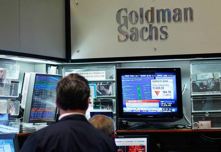 Goldman Sachs will begin Bitcoin trading operation soon