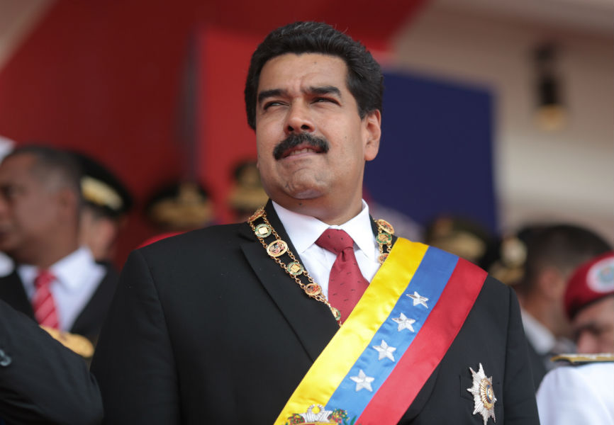 U.S. calls for Venezuelan president Maduro to step down